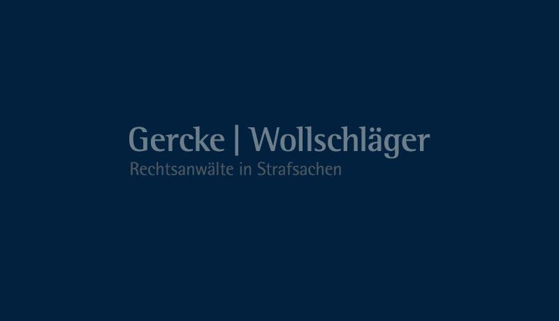 Rechtsanwälte Gercke | Wollschläger