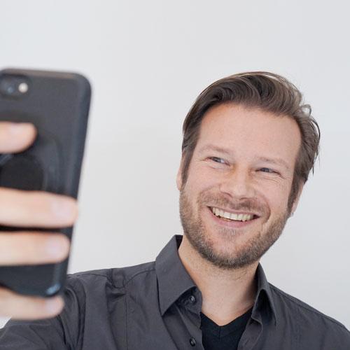 Mediendesigner Tobias Wölky