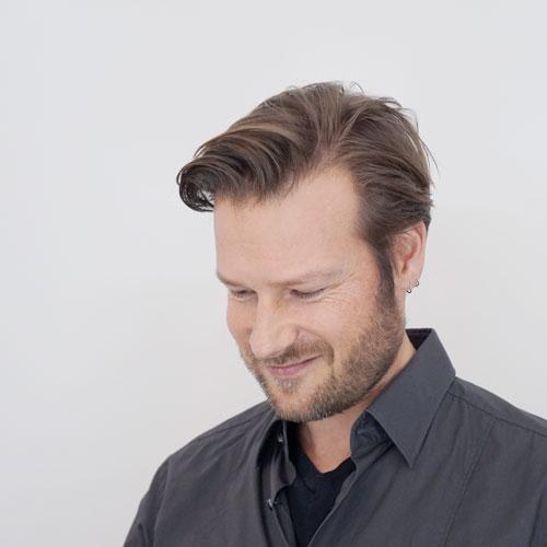 Portrait Grafikdesigner Wölky